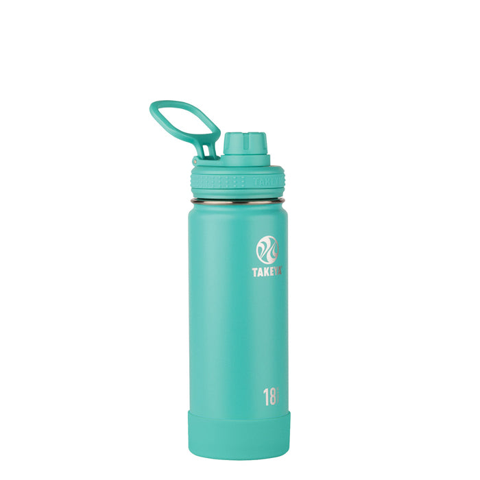 Takeya 174 Insulated Stainless Steel Bottle 18 Oz Actives