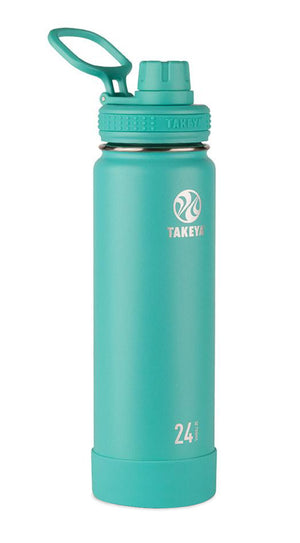 Takeya® Insulated Stainless Steel Bottle — 24 oz. Actives (53312421893)