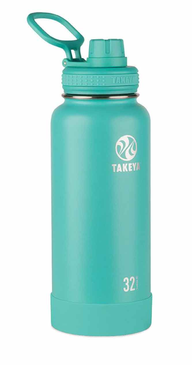 Takeya 174 Insulated Stainless Steel Bottle 32 Oz Actives