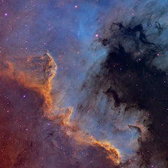 North America Nebula NGC7000