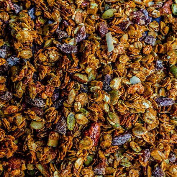 Golden Granola - bio