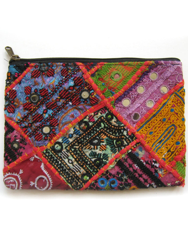 Rajasthan, India: Banjara Clutch