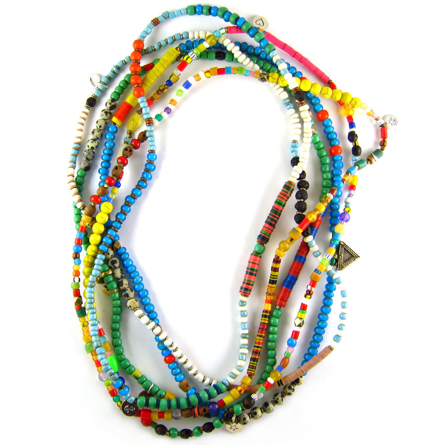 Maha Stretch Bracelet/Necklace