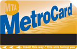 MetroCard for urgent transporation