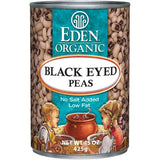 Black Eyed Peas (canned)