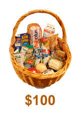 Malverne Food Drive $100