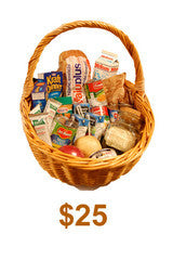 Malverne Food Drive $25