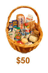 Malverne Food Drive $50