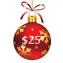 Holiday Gift $25