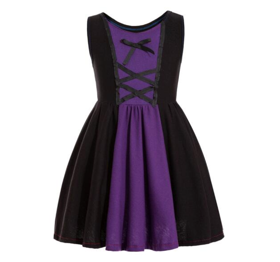 Princess inspired dresses - Evil Queen
