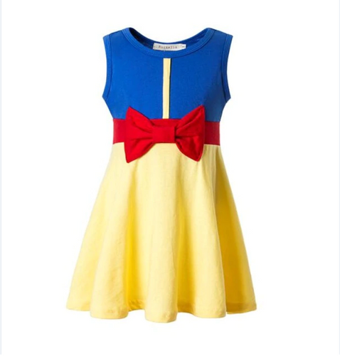 Princess inspired dresses - Snow White