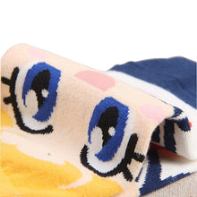 Load image into Gallery viewer, Girls cotton socks - Inspired by Sailor Moon