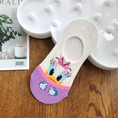 Gorgeous Disney inspired socks - Daisy