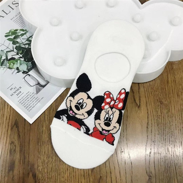 Gorgeous Disney inspired socks - Sweethearts