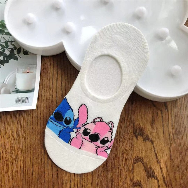 Gorgeous Disney inspired socks - Lilo and Stitch