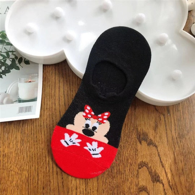 Gorgeous Disney inspired socks - Minnie