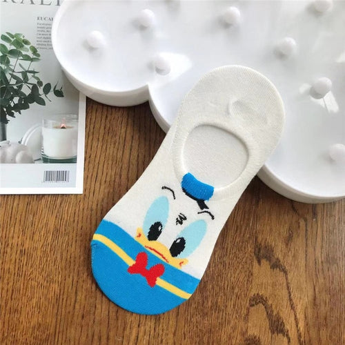 Gorgeous Disney inspired socks - Donald