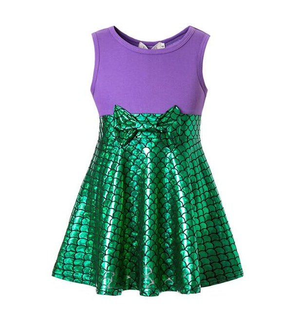 Princess inspired dresses - Mermaid