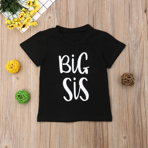 Big Sis T-shirt