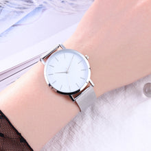 Load image into Gallery viewer, Ladies, Fashion watch - Silver