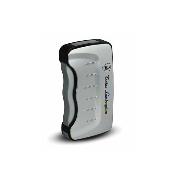 Tonino Lamborghini Eridanus Lighter - Silver with Black Rim