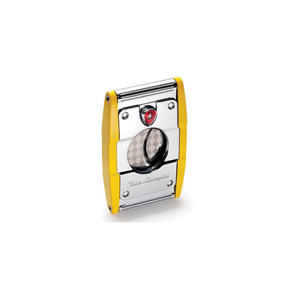 Tonino Lamborghini Precisione Yellow Cigar Cutter