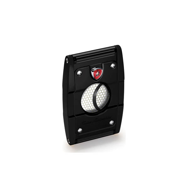 Tonino Lamborghini Precisione Black Cigar Cutter