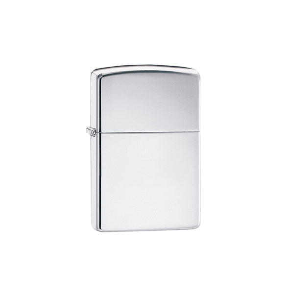 Zippo High Polish Chrome Finish Lighter