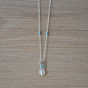 Collier Attrape reves argent | Bijoux Reunion