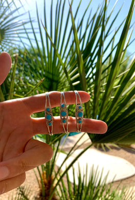 Authentic Turquoise Baby Bracelet - Style 2