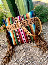 Load image into Gallery viewer, Serape Saddle Blanket Purse