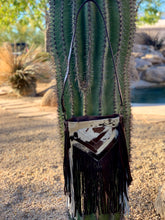 Load image into Gallery viewer, Cowhide Fringe Purse