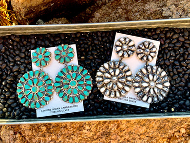 GORGEOUS Statement Post Earrings