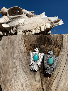Thunderbird Earrings - Style 2