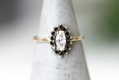 Brea Diamond Ring Sold Andrea Bonelli
