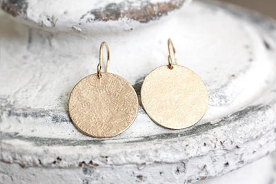 lunar earrings Earrings Andrea Bonelli Jewelry