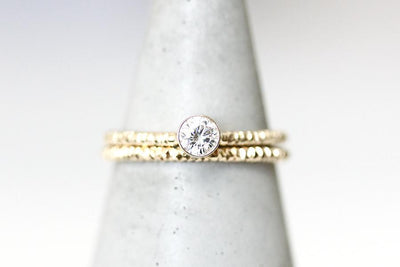 avium GIA diamond ring .25ct Diamond Rings Andrea Bonelli