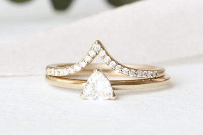 14k creste diamond ring Andrea Bonelli