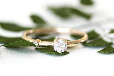 duette GIA diamond ring Diamond Rings Andrea Bonelli