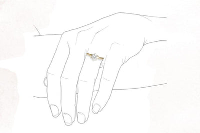 claire GIA diamond ring Diamond Rings Andrea Bonelli