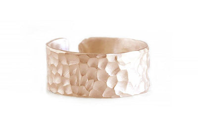 nimbus cuff band Bands Andrea Bonelli 14k Rose Gold