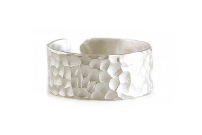 nimbus cuff band Bands Andrea Bonelli 14k White Gold