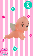 Angel Kewpie Doll Crawling 4cm