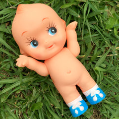 Kewpie Doll 14cm Blue Shoes
