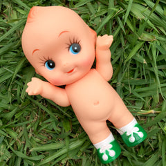 Kewpie Doll 14cm Green Shoes
