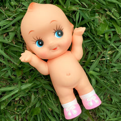 Kewpie Doll 14cm Pink Shoes