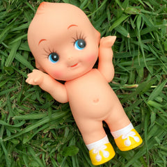 Kewpie Doll 14cm Yellow Shoes