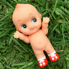 Kewpie Doll 14cm Red Shoes