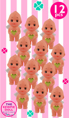Kewpie Dolls Angel Standing 5cm Gold Heart Pack of 12