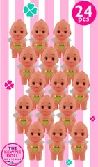 Kewpie Dolls Angel Standing 5cm Gold Heart Pack of 24